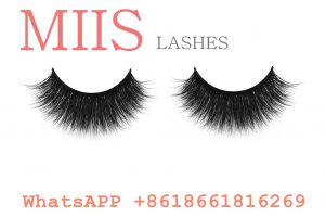 own 3D mink brand eyelashes