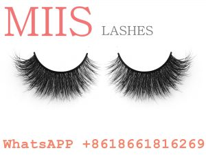 own private label custom brand eyelash