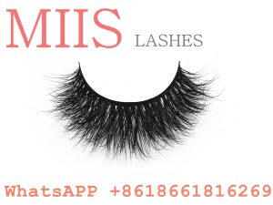 luxury custom magic lashes