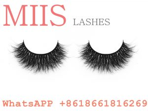 own brand 3d lashes