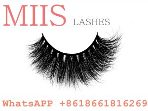 Own logo package false eyelashes