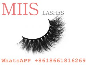 mink strip bare band eyelashes