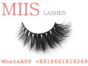 wholesale brand mink eyelashes