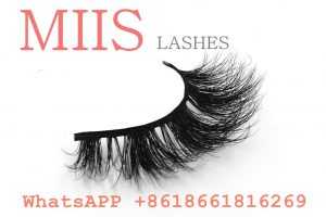 custom mink artificial lashes