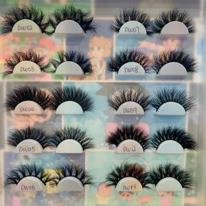 6D 16MM MINK LASHES WHOLESALE