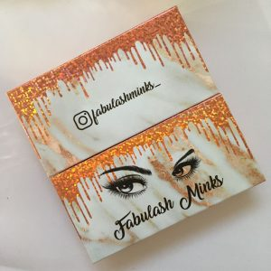 Custom Eyelashes Boxes